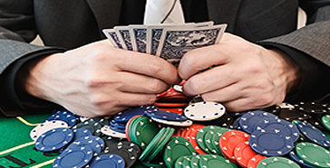 Heads up poker dealing rules